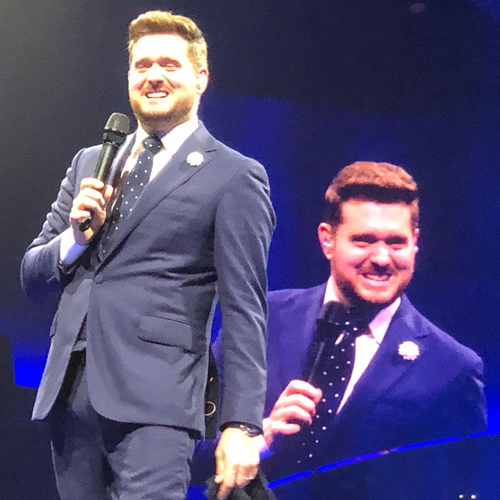 Michael Bublé Competition