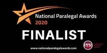 National Paralegal Awards   Rosie Fletcher